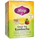 Green Tea 16 Bags Yeast Free by Yogi Tea Organic Teas