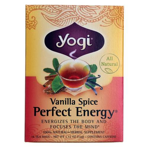Perfect Energy Tea