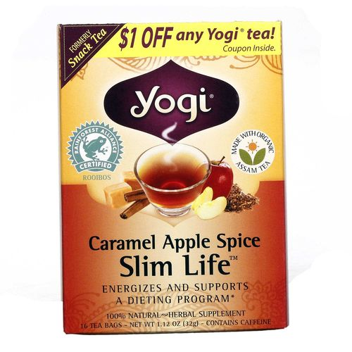 Caramel Apple Spice Slim Life Tea
