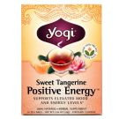 Yogi Tea Organic Teas Sweet Tangerine Positive Energy Tea