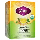 Yogi Tea Organic Teas Green Tea - Energy - 16 Bags