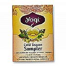 Cold Season Tea Sampler