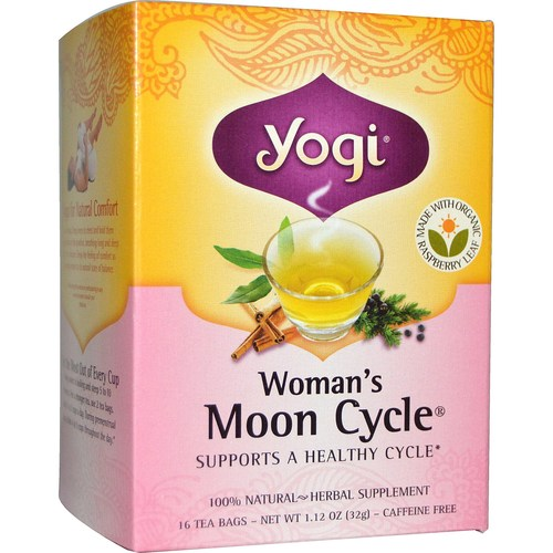 Woman's Moon Cycle
