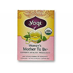 Yogi Tea Organic Teas Woman's Mother to Be