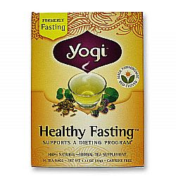 Yogi Tea Organic Teas Healthy Fasting