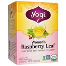 Yogi Tea Organic Teas Woman's Raspberry Leaf
