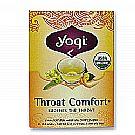 Throat Comfort Organic Tea