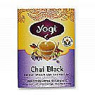 Yogi Tea Organic Teas Chai Black