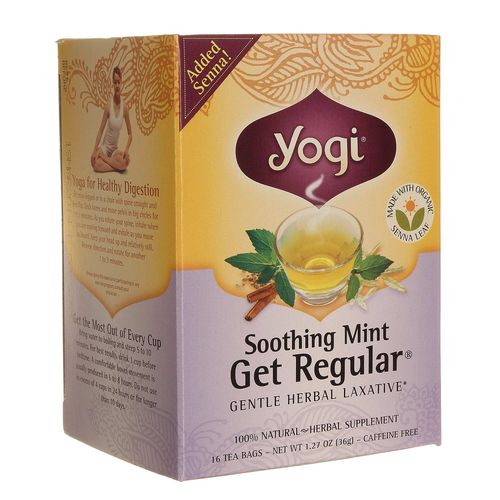 Get Regular Organic Tea