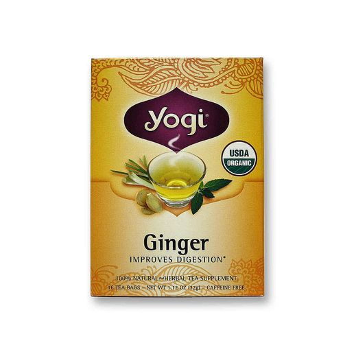 Ginger Organic Tea
