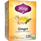Yogi Tea Organic Teas Ginger Organic Tea