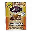 Yogi Tea Organic Teas Chai Rooibos