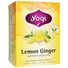 Yogi Tea Organic Teas Lemon Ginger Organic Tea