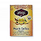 Yogi Tea Organic Teas Peach Detox Organic Tea