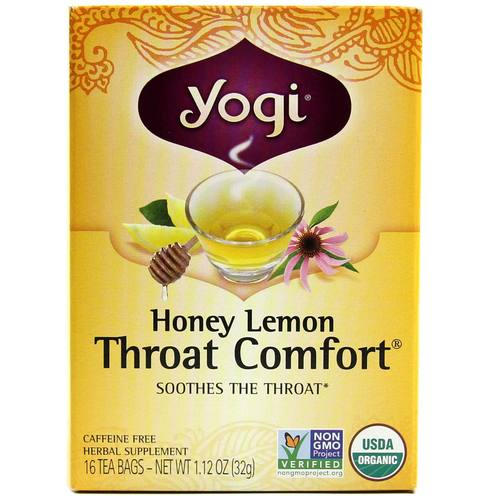 Honey Lemon Throat Comfort