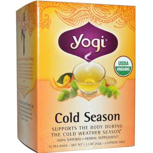 Cold Season Organic Tea