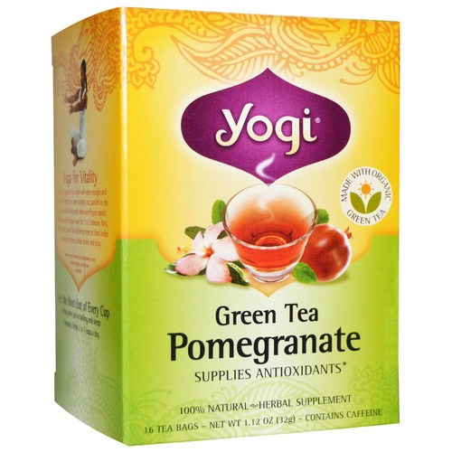 Green Tea Pomegranate