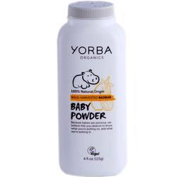 Yorba Organics Baby Powder