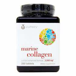 Youtheory Marine Collagen Advanced Formula Types 1  3