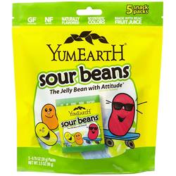 Yummy Earth Sour Beans