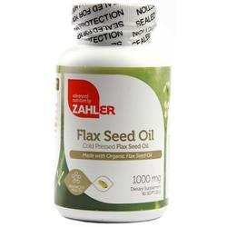 Zahlers Flax Seed Oil