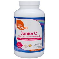 Zahlers Junior C 250 mg