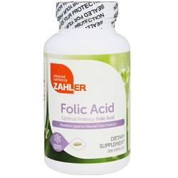 Zahlers Folic Acid 800 mcg