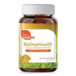 Zahlers BioDophilus 25 Billion
