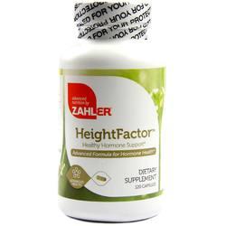 Zahlers HeightFactor