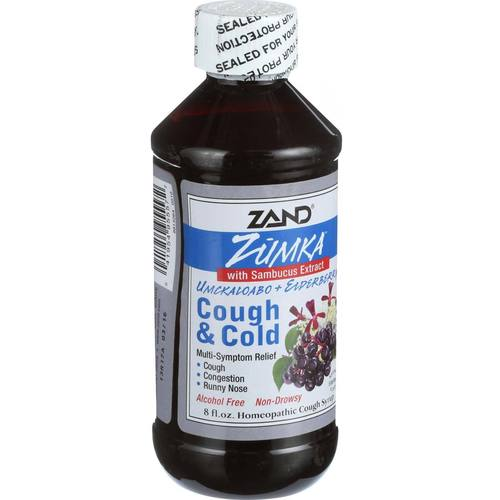 Zumka Cough and Cold Syrup