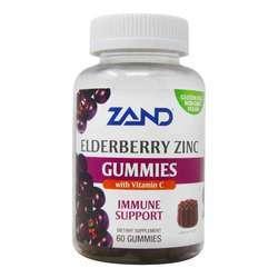 Zand Elderberry Zinc Gummies