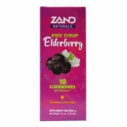 Zand Kids Syrup Elderberry