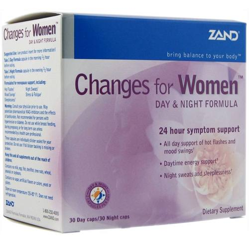 Changes for Women AM/PM Formula