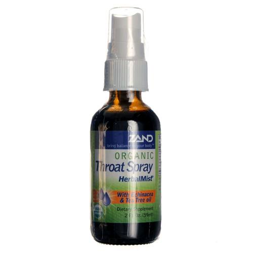 Organic Herbalmist Throat Spray