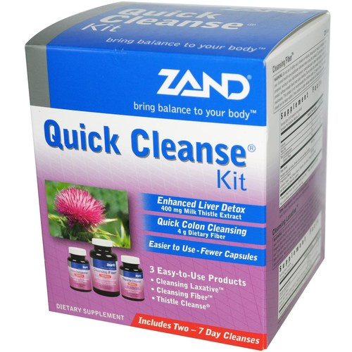 Quick Cleanse Kit