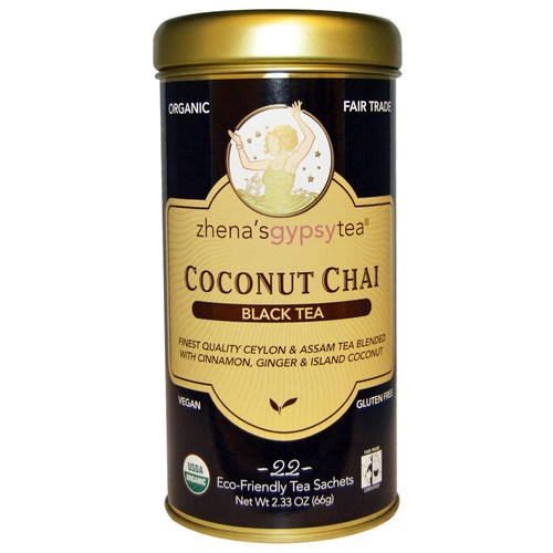 Coconut Chai Black Tea