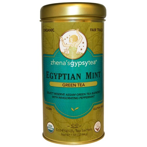 Egyptian Mint Green Tea