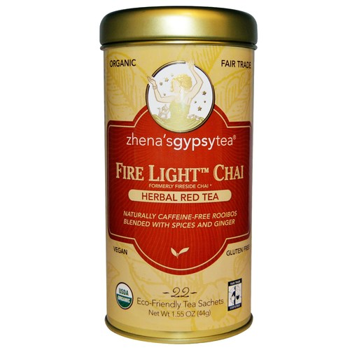 Fire Light Chai Herbal Red Tea