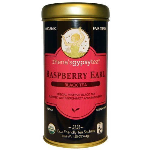 Raspberry Earl Black Tea
