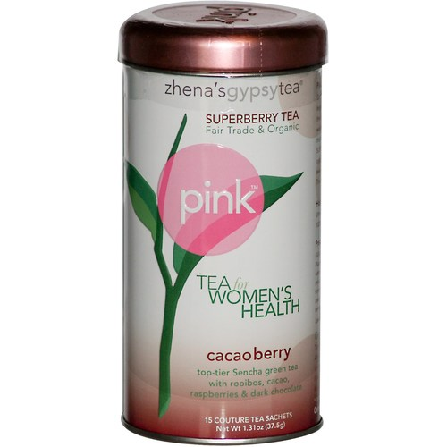 Pink Superberry Tea