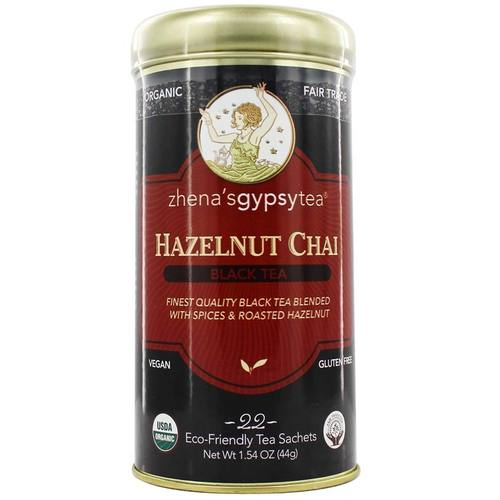 Hazelnut Chai Black Tea
