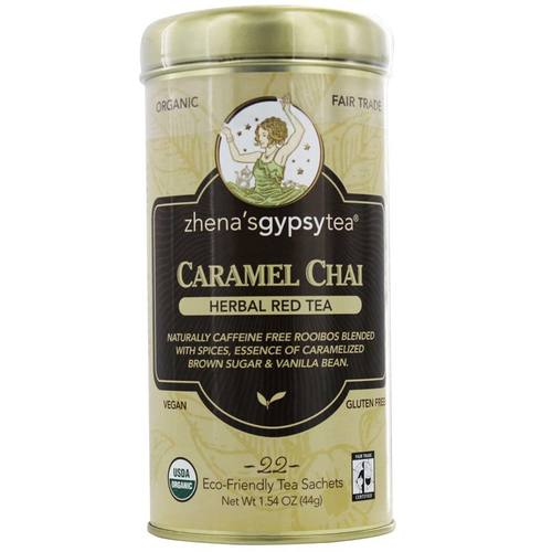 Caramel Chai Herbal Red Tea
