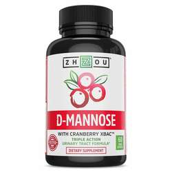 Zhou D-Mannose with Cranberry Concentrate