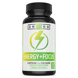 Zhou Energy Focus Caffeine plus L-Theanine