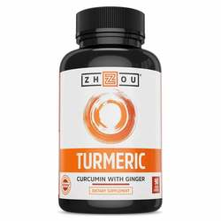 Zhou Turmeric Curcumin with Ginger