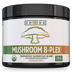 Zhou Mushroom 8-Plex