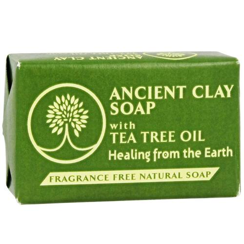 Zion Health Clay Soap with Tea Tree Oil - 6 oz - 275979_a.jpg