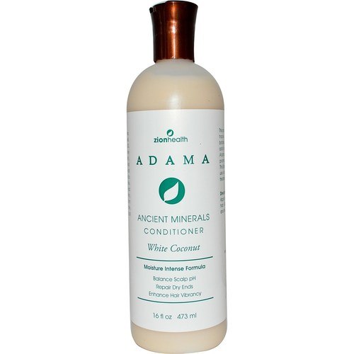 Zion Health Adama Clay Minerals Conditioner White Coconut - 16 fl oz - 276019_a.jpg