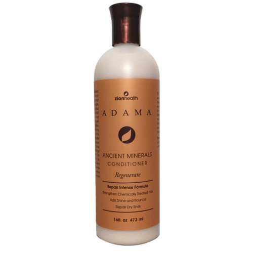 Zion Health Adama Minerals Regenerate Conditioner  - 16 fl oz - 276023_a.jpg