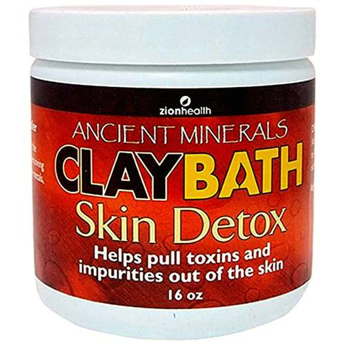 Ancient Minerals Clay Bath Skin Detox